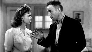 High Sierra 1941 Bogart and Ida Lupino