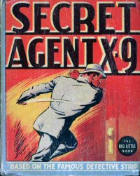 secretagentX9
