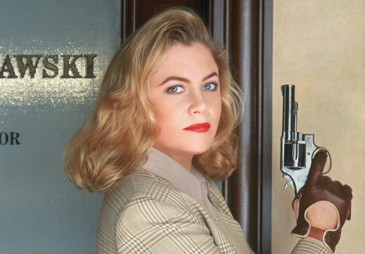 kathleen turner as warshawski